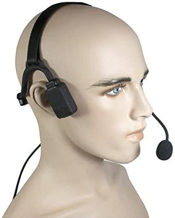 walkie talkie skull conduction earphone