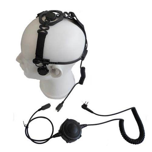 skull conduction headphones