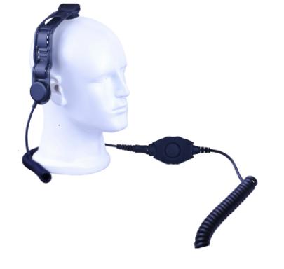 walkie talkie skull conduction headest